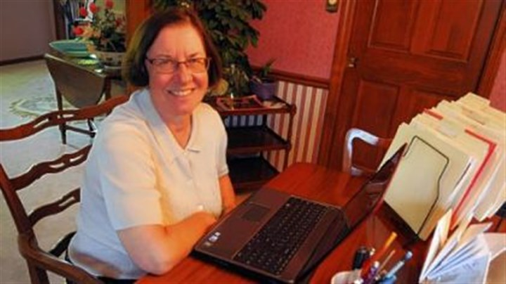 Joyce Kane Joyce Kane runs a Cybertary franchise from her Robinson home after retiring from the corporate world.