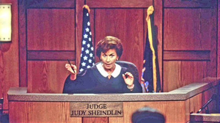 """Judge Judy"" ""Judge Judy,"" withJudge Judy Sheindlin presiding, leads court reality shows in ratings."