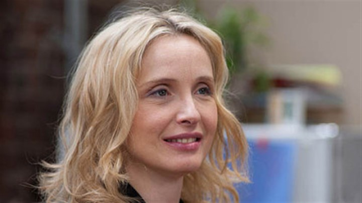 "Julie Delpy Julie Delpy -- ""I went to film school to make films just because you're in control of the story."""