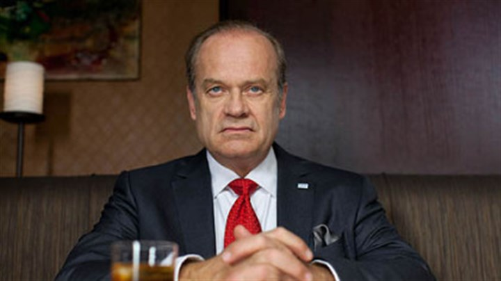 "Kelsey Grammer as Mayor Tom Kane Kelsey Grammer as Mayor Tom Kane continues his machinations on ""Boss"" as it begins its second season Friday on Starz."