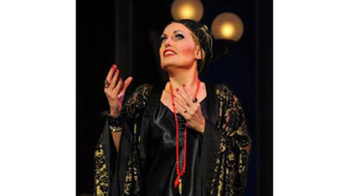 "Liz Callaway as Norma Desmond Broadway star Liz Callaway headlines Pittsburgh CLO's ""Sunset Boulevard"" at the Benedum Center."