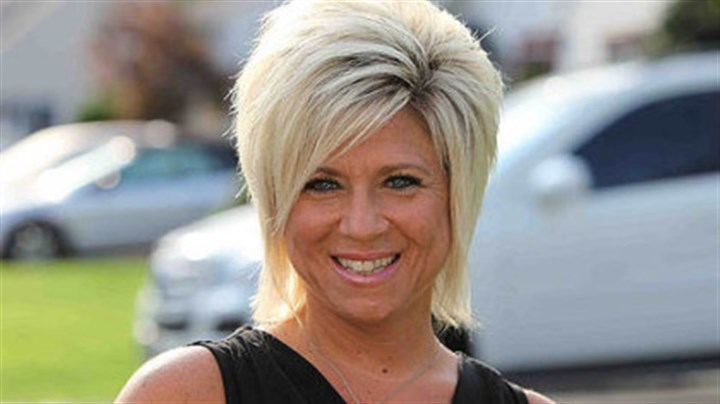 "Long Island Medium Theresa Caputo of the TLC television show ""Long Island Medium."""