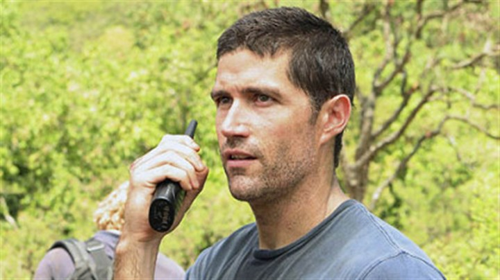 """Lost"" Viewers are eager to learn what happened to Jack (Matthew Fox) on ""Lost."""