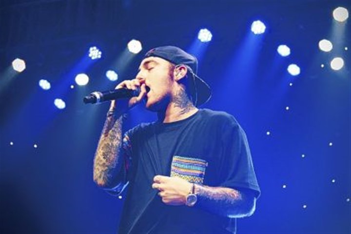 "Mac Miller at Stage AE Mac Miller on his new album, ""Watching Movies With the Sound Off"": ""I just wanted all the pieces to make sense for the album more than trying to make a song for the radio."""