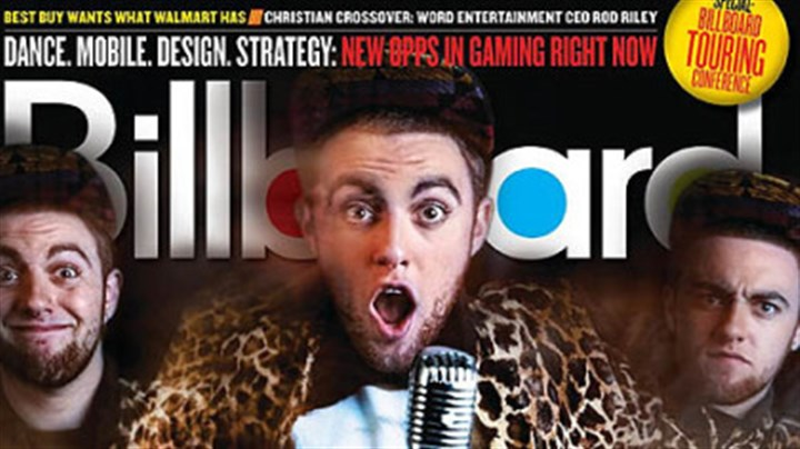 Mac Miller Billboard cover Mac Miller Billboard cover.
