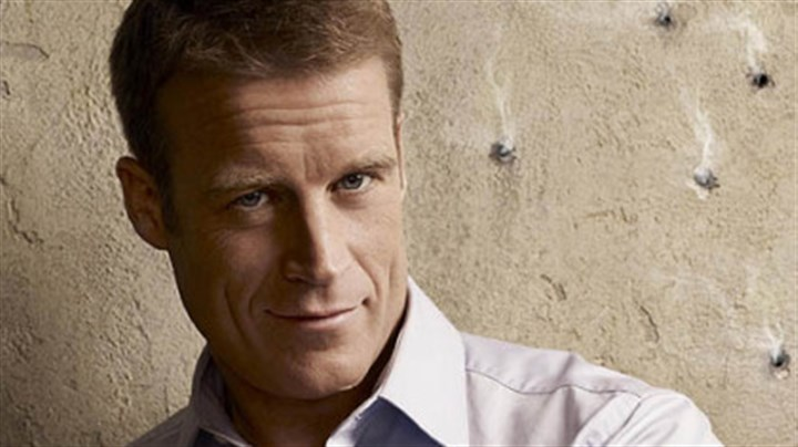 "Mark Valley Christopher Chance (Mark Valley) is a unique private contractor hired to protect his clients from dangerous and imminent threats in the new action-drama ""Human Target."""