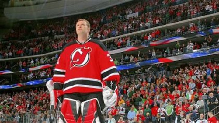 Martin Brodeur Martin Brodeur ... a very special guest