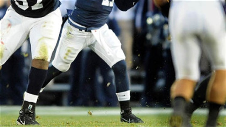 Matt McGloin Penn State quarterback Matt McGloin has thrown seven touchdown passes this season.