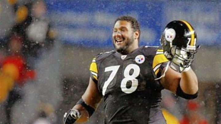 Max Starks Offensive lineman Max Starks has had an up-and-down career with the Steelers.