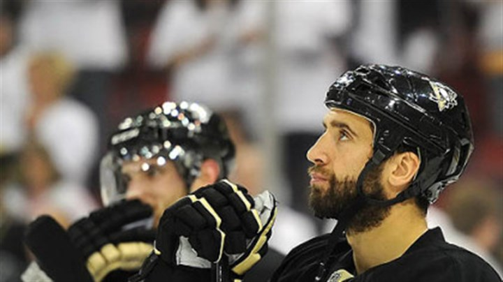 "Max Talbot Penguins forward Max Talbot: ""I'm really confident about this team."""