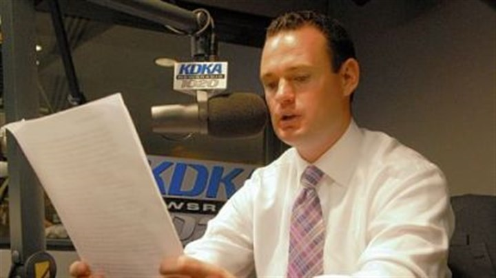 Mayor Luke Ravenstahl The goal for Pittsburgh Mayor Luke Ravenstahl, seen delivering his weekly address at KDKA's Green Tree studio, is to appeal to retailers that might be a good fit for Downtown.