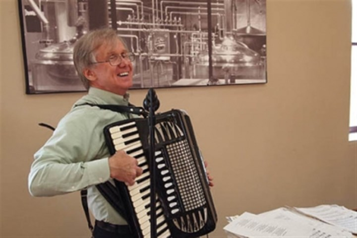 McKees Rocks native Jerry Jumba celebrates Slovak culture Jerry Jumba plays a mean accordion, too.