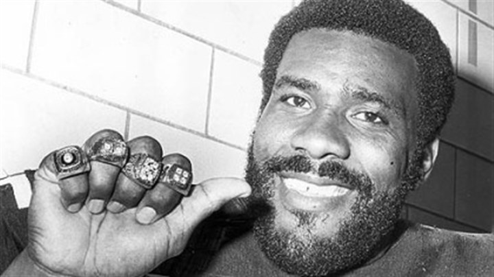 "Mean Joe Greene Joe Greene -- ""Probably, if I could say anything on my behalf, and I don't mean to do it, but something that I brought to the table that was helpful was an attitude."""