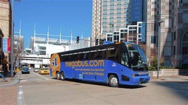 megabus file photo