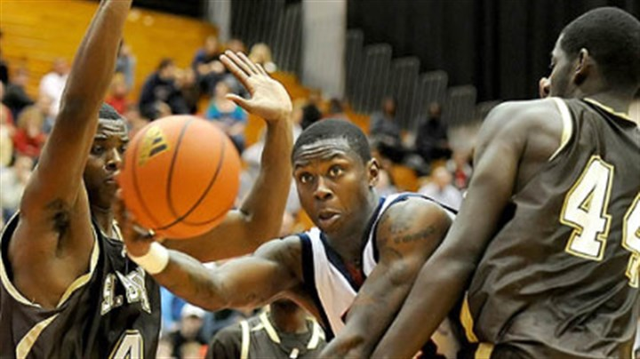 Melquan Bolding Melquan Bolding and Duquesne have a rematch with St. Bonaventure.