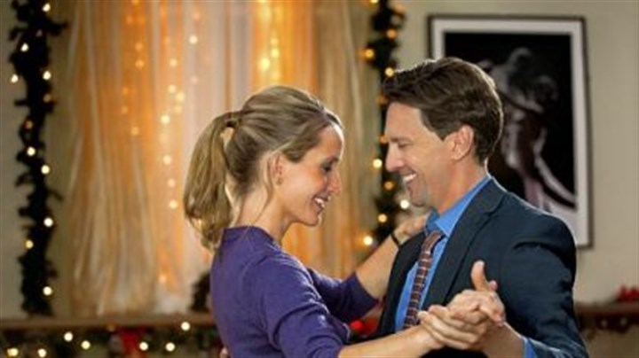 "Michelle Nolden and Andrew McCarthy Michelle Nolden and Andrew McCarthy in Hallmark Channel's ""Come Dance With Me."" It airs Tuesday and Sunday."