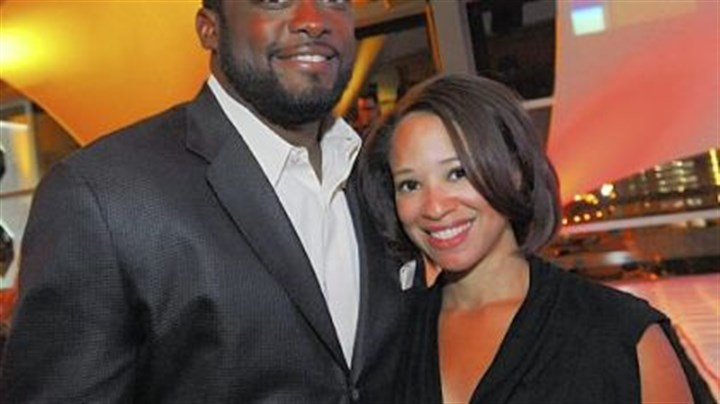 Mike Tomlin Wife The Image Kid Has It