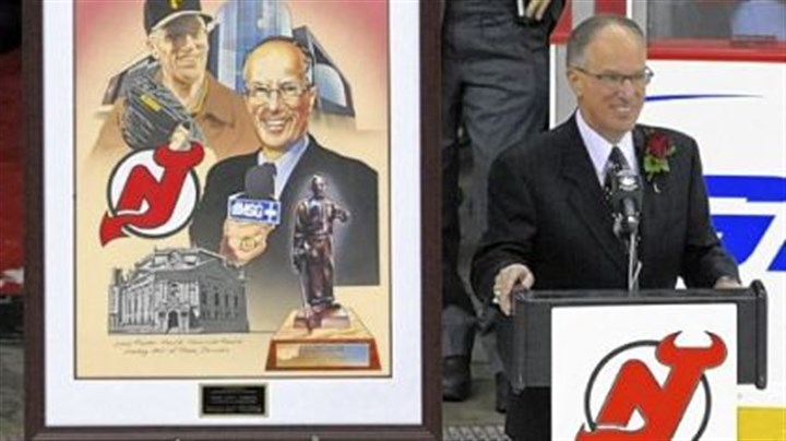 Mike Emrick Mike Emrick: 3,000 NHL broadcasts and counting.