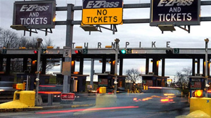 Monroeville interchange The Monroeville interchange -- gateway to Pittsburgh for travelers from the east.