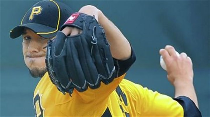 Morton Pirates pitcher Charlie Morton will start the year on the disabled list and pitch a simulated game April 4 in Bradenton, Fla.