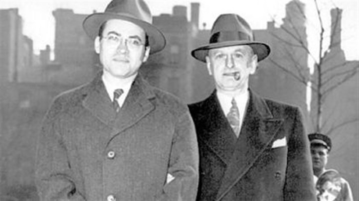 Morton Sobell Electronics engineer Morton Sobell (left) was a co-defendant with the Rosenbergs; he was convicted for espionage and served 18 years in prison. He long proclaimed his innocence -- but last week, at the age of 91, he confessed his guilt, and confirmed that Julius Rosenberg was a spy.