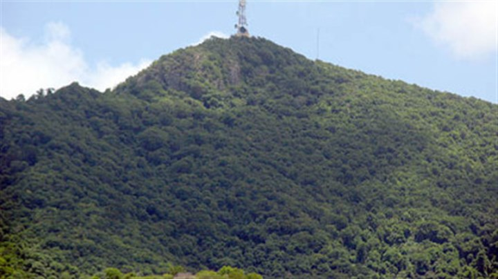 Mount Obama Mount Obama, formerly known as Boggy Peak, has a telecommunications tower erected in 1945 at its peak.