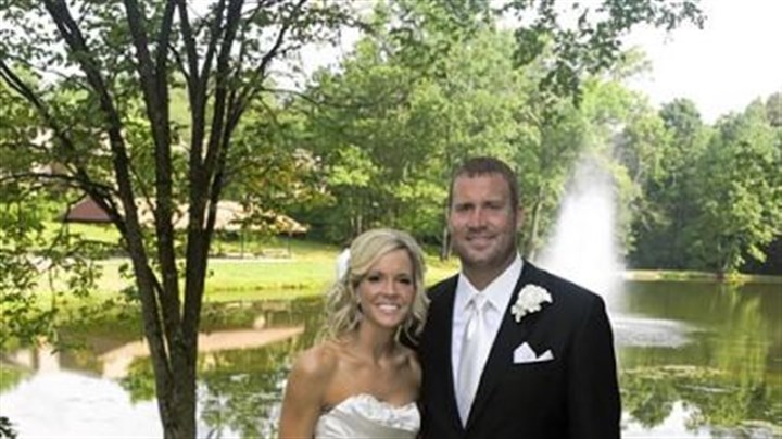 Mr. and Mrs. Ben Roethlisberger Mr. and Mrs. Ben Roethlisberger
