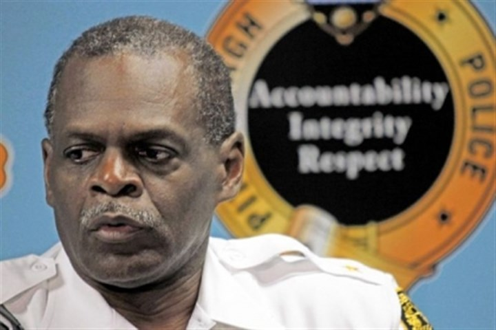 Nate Harper file photo Indicted for financial crimes, the former Pittsburgh police chief intends to plead guilty as charged.