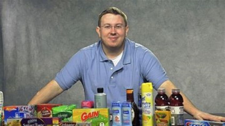 "Nathan Engels Nathan Engels from TLC's ""Extreme Couponers"" will be at the Monroeville Convention Center Nov. 5."