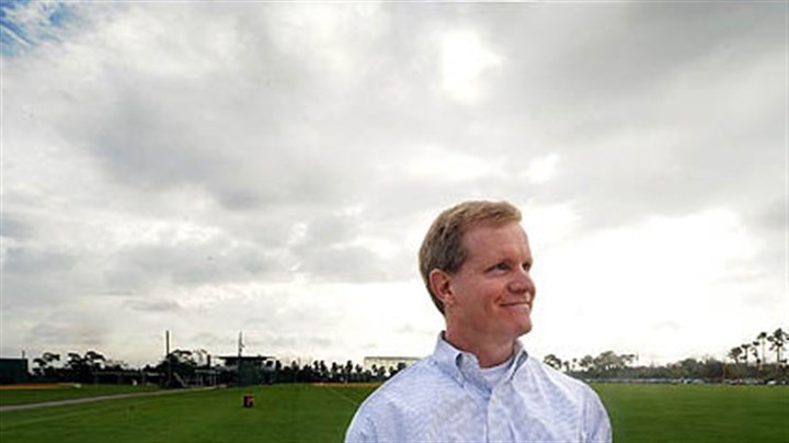 "Neal Huntington Pirates general manager Neal Huntington: ""We like the club that we have."""