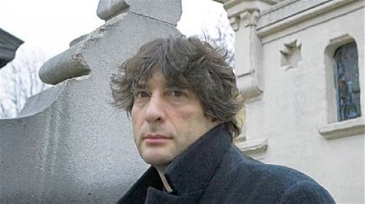 "Neil Gaiman Author Neil Gaiman's ""Coraline"" saga has gone from book to film, and the stage will be next. His ""Graveyard Book"" will also be made into a movie."