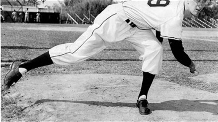Nellie King Nellie King as a pitcher with the Pirates, circa 1954.