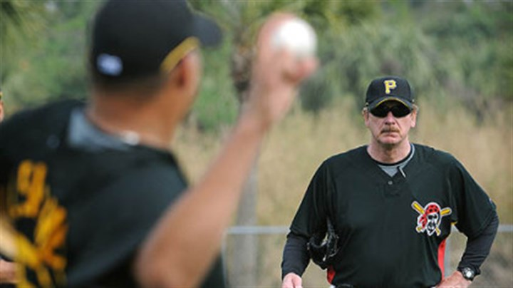 New coach, new ways New Pirates pitching coach Joe Kerrigan wants to move forward and not look back to last year's worst performance in the National League.