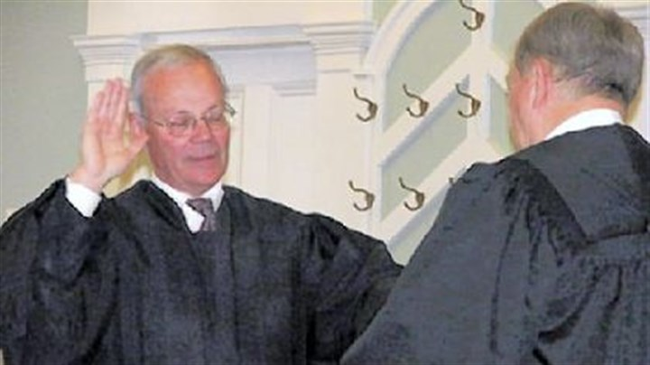 Nalitz serving as president judge in Greene County ...