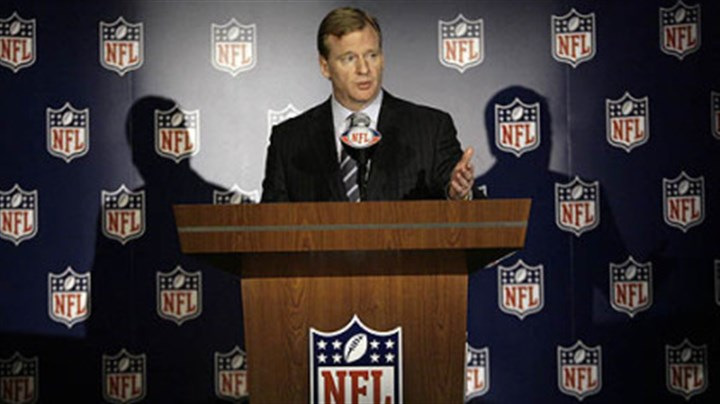 NFL commisioner Roger Goodell NFL commisioner Roger Goodell has been trying to put Spygate behind himself for months, and now the owners and players have a much bigger off-field matter to tackle.
