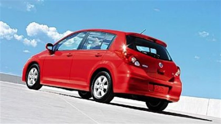 Nissan Versa The Nissan Versa is one of the strongest subcompacts around.