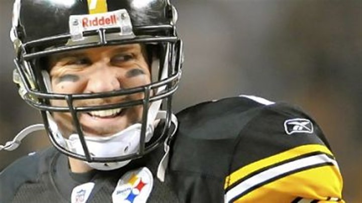 No. 1 Player Ben Roethlisberger is the No. 1 reason the Steelers won two Super Bowls in the 2000s.