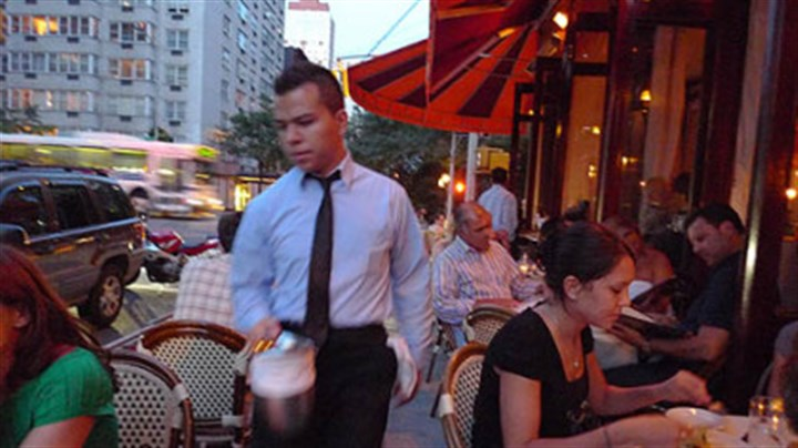 Sunshine 39 S A Side Dish At New York Restaurants 39 Outdoor Tables Pitt