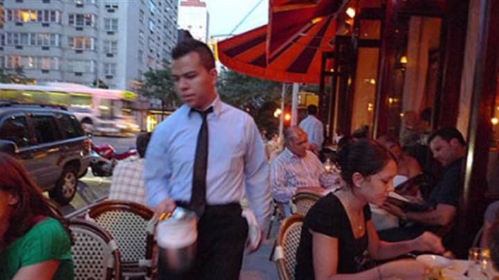 Sunshine 39 S A Side Dish At New York Restaurants 39 Outdoor Tables Pitt