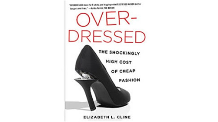 "'Overdressed' ""Overdressed: The Shockingly High Cost of Cheap Fashion"" ($25.95; Portfolio/Penguin), a new book by Brooklyn-based writer Elizabeth Cline."