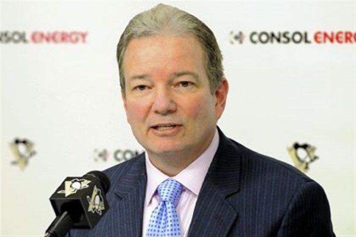 Penguins general manager Ray Shero Penguins general manager Ray Shero