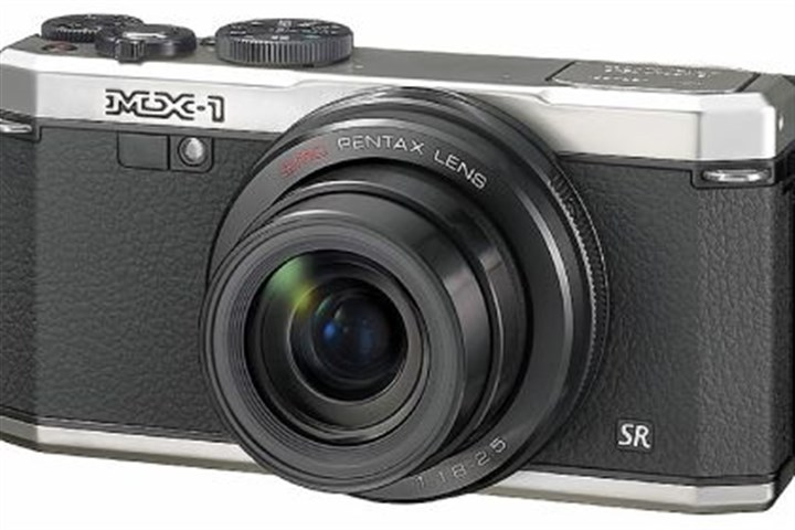 Pentax MX-1 The Pentax MX-1 offers 1080p HD video.