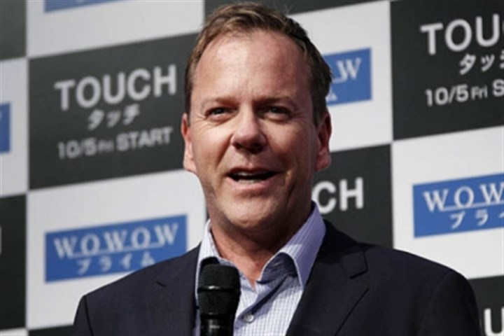 People: Keifer Sutherland Actor Kiefer Sutherland has been named Man of the Year by Harvard University's Hasty Pudding Theatricals.
