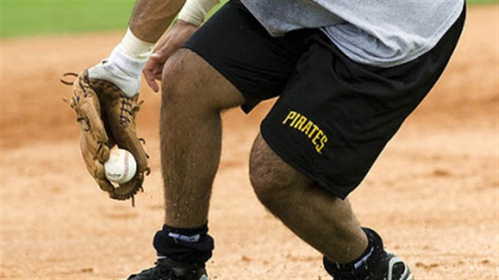 Pirates' top draft pick Pedro Alvarez, the Pirates' top draft pick, has been working hard since signing, says team president Frank Coonelly.