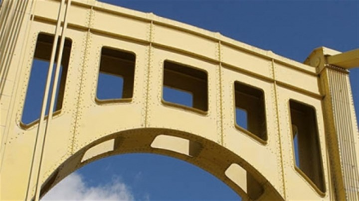 Pittsburgh Bridge Detail