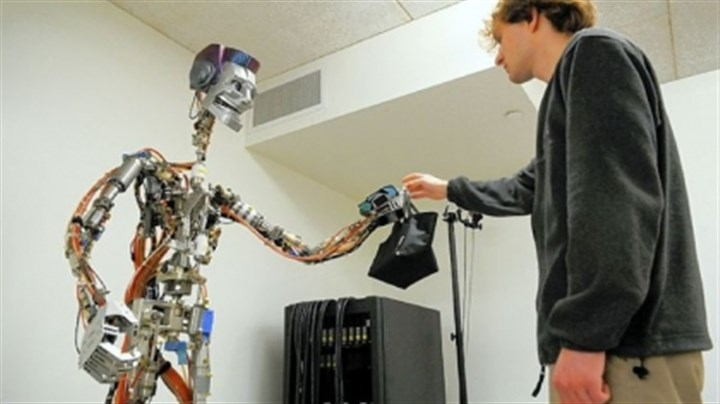 Disney Research Pittsburgh Scientists Are Aiming For Human