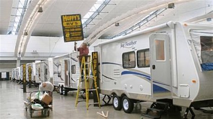 Rv Dealers Looking For A Rebound Around Bend Pittsburgh