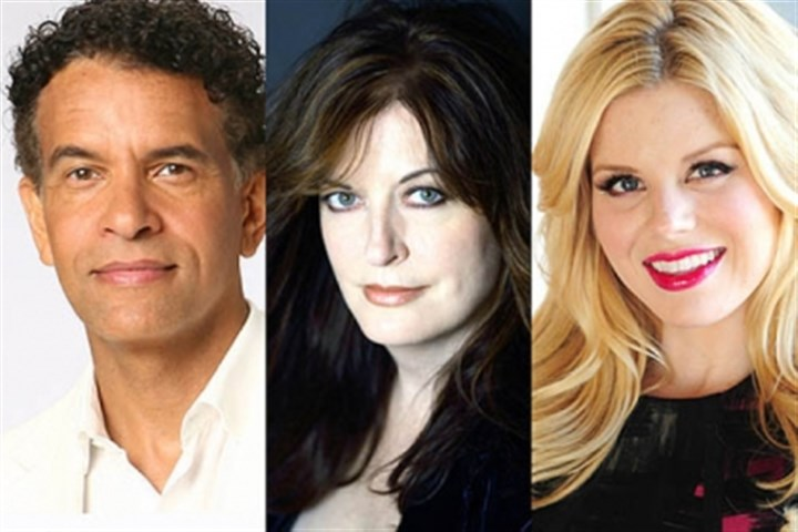 Pittsburgh Symphony Pops Brian Stokes Mitchell, Ann Hampton Callaway and Megan Hilty will join the Pittsburgh Symphony Pops next season.