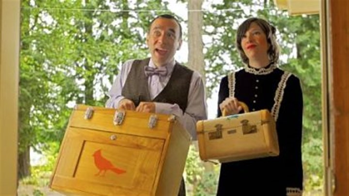 """Portlandia"" Fred Armisen and Carrie Brownstein star in ""Portlandia."""