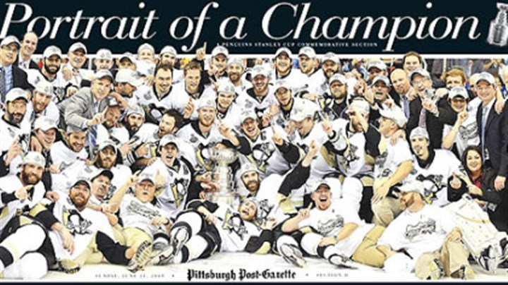 Portrait of a Champion: Pittsburgh Penguins
